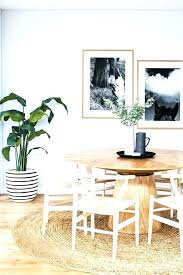 round kitchen table rugs round dining table rug mimic the lines of a circular dining table