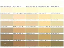 Color Chart With Names Light Tan Color Names Tylerclassphotography Co