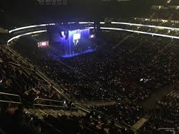 Prudential Center Section 233 Concert Seating