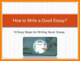 how to write an essay easy steps rio blog how to write an essay 10 easy steps how to write a good essay 10 tips to write essay 1 638 jpg cb 1459593248 caption