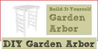 Small Picture Freestanding Garden Arbor Plans free PDF Construct101