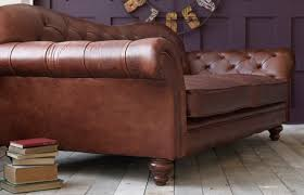 vintage leather couch. Arundel Vintage Brown Leather Sofa Couch