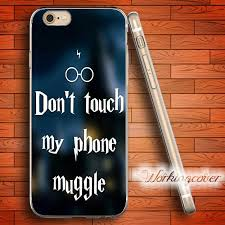Phone Quotes Awesome Coque Harry Potter Phone Quotes Soft Clear Tpu Case For Iphone 48 48s