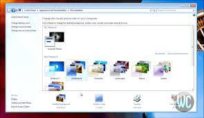 Changing Desktop Wallpaper