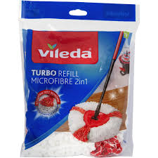 <b>Насадка для швабры</b> Легкий отжим <b>Виледа</b>, 30 см, микрофибра ...