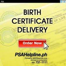 Psa Birth Certificate Problems Mastercitizen S Blog