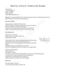 Quality Assurance Analyst Resume Mesmerizing Quality Control Resume Mkma