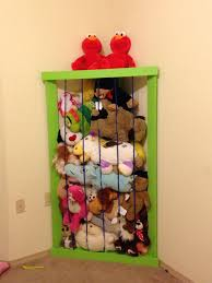 Image result for stuffed animal storage ideas