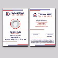 Business Id Template Id Card Png Images Vector And Psd Files Free Download On