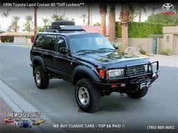 1996 Toyota Land Cruiser for Sale   ClassicCars.com   CC-1058222