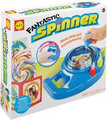 Amazon.com: Alex Fantastic Spinner Kids Art and Craft Activity ...