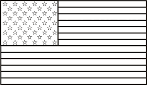 Small Picture Coloring Page American Flag Color Page Coloring Page and