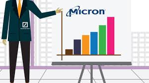 Micron Technology Inc Nasdaq Mu Stock Rallies As