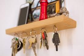Magnetic Key Racks. '