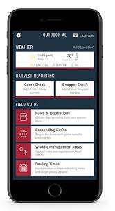 Improved Outdoor Alabama App Puts Key Info At Your Fingertips