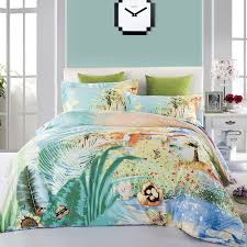 33 gorgeous inspiration girls hawaiian bedding tropical print duvet covers com impressive sweetgalas throughout themed interior decorating sets for