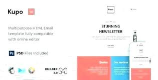 Free Email Template Generator
