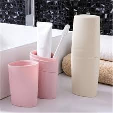 <b>Outdoor Travel</b> Toothbrush Cover Case Holder Portable Washing ...