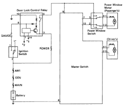 electric window wiring diagram wiring diagram and schematic design electric window wiring diagram in wanted forum