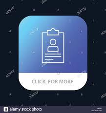App Resume Resume Application Clipboard Curriculum Cv Mobile App