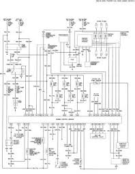 wiring diagram for isuzu rodeo wiring wiring diagrams