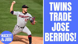 Minnesota Twins trade Jose Berrios to ...