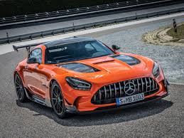 In this video we take a look at all of the 6 iconic black series models to come from amg. Mercedes Amg Gt Black Series Shown In Exclusive Magma Beam