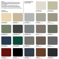 Butinox Colour Chart Shed Paint Colour Chart Colorbond
