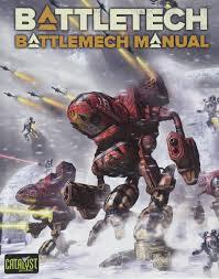 Battletech Battlemech Manual Catalyst Game Labs