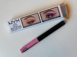 nyx brights liner petal