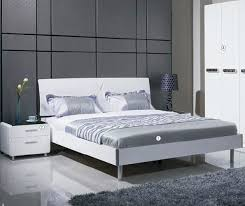 Contemporary Gray White Color Home Room Furniture Wooden Bedroom Furniture Iso Certified Living Room Furniture Gray White Color Home Room Furniture Wooden Bedroom Furniture Iso