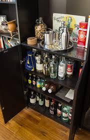 Portable Liquor Cabinet Design Alcohol Storage Cabinets Liquor Cabinet With Lock Tall