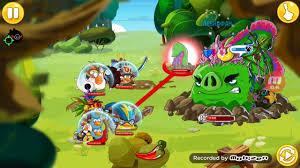 Angry birds epic - New Class upgrade Matilda. Level 100. - YouTube