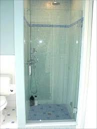 install glass shower door cost to install glass shower door glass shower enclosures s in and