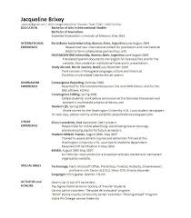 Resume Qualifications Summary Double major on resume helpful illustration qualifications summary 70
