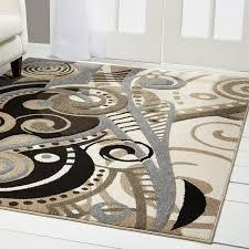 home dynamix sumatra contemporary area rug black and gold contemporary area rugs by home dynamix