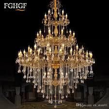 pink chandelier lighting. Modern Chandeliers Light Luxury Lustre Crystal Lighting Fixtures Bronze Color Lamp For Living Room Project Hotel Pink Chandelier Sputnik