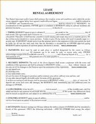 free lease agreement forms to print free printable lease agreement template best resume collection