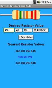 Resistor Color Code