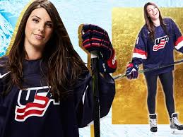 Hilary Knight Fun Facts - All About 2018 US Olympic Hockey Player Hilary  Knight