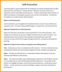Review Examples For Employees Writing A Self Assessment Performance Review How Do I Write