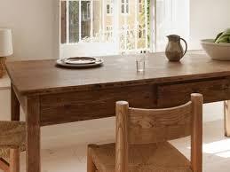 design wooden furniture. A Wooden Farm Table In Caroline Feiffer\u0027s Design Furniture