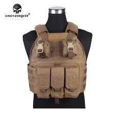 <b>Emersongear</b> Hunting Heavy Vest <b>Emerson SPC Tactical</b> Vest Body ...