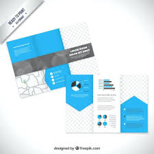 Medical Brochure Template Free Vector Creator Download E Making ...