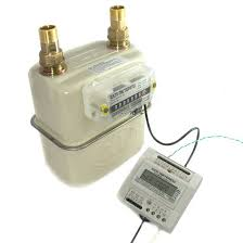 3 4 pulse output gas meter pgm 1 gas remotely more views 3 4 pulse output gas meter