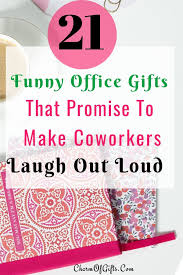 if you are looking for new funny office gift ideas for your coworkers you will not