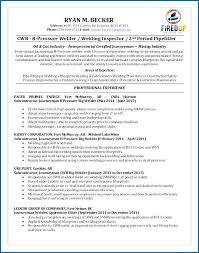 Journeyman Welder Sample Resume Fascinating Welding Apprentice Sample Resume Colbroco