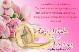 Top Wedding Wishes And Messages Everything Pinterest Wedding Extraordinary Marriage Wishes Quotes