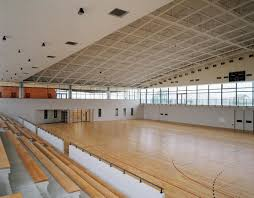 Gymnase Lionel Terray H Rault Arnod Architectures