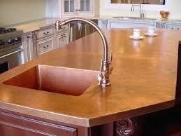 copper countertops cost beautiful diy metal araldica club